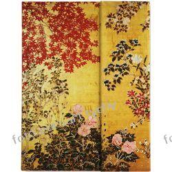 Notes Japanese Screen notatnik Pauper Press pamiętnik Kalendarze książkowe