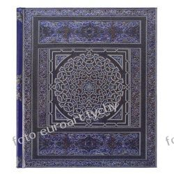 Notatnik Pauper Press Blue Medallions notes pamiętnik Kalendarze książkowe