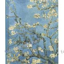 Notatnik Pauper Press Almond Blossom notes pamiętnik Kalendarze książkowe