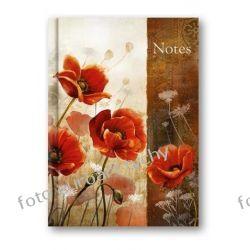 Notes Maki notatnik w linie zgrabny poręczny nieduży Kalendarze książkowe