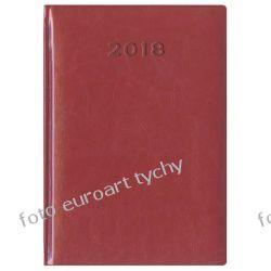 2018 kalendarz książkowy terminarz A5 dzienny Pozostałe