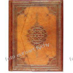 Notes Arabesque notatnik Pauper Press pamiętnik Kalendarze książkowe