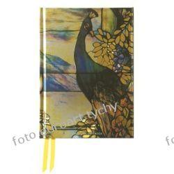 Notes Tiffany Flame Tree pamiętnik notatnik Kalendarze książkowe