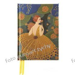 Notes Erte Flame Tree pamiętnik notatnik Kalendarze książkowe