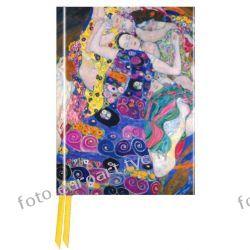 Notes Klimt Flame Tree pamiętnik notatnik Kalendarze książkowe