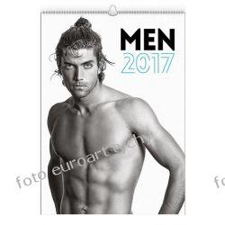 Kalendarz MEN kalendarz z chłopakami na 2017
