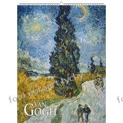 Vincent van Gogh kalendarz ścienny 2017 Adresowniki, pamiętniki