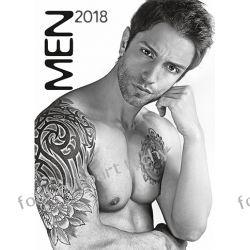 Men kalendarz z chłopakami na 2018 Erotyka