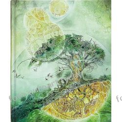 Wieczne Drzewo notatnik Pauper Press pamiętnik notes  Pozostałe