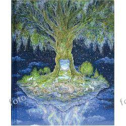 Serce Drzewa notatnik Pauper Press pamiętnik notes  Kalendarze książkowe