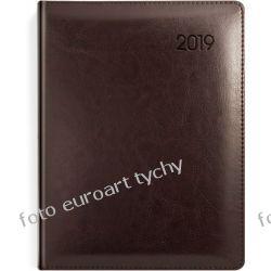 2019 kalendarz B5 tygodniowy terminarz czekoladowy Długopisy