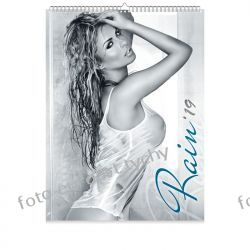 Kalendarz RAIN kalendarz z dziewczynami na 2019 Erotyka