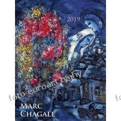 Marc Chagall kalendarz ścienny 13 plansz 2019 Malarstwo