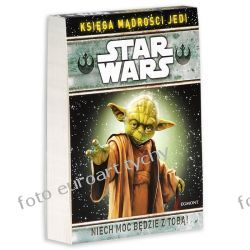 Księga mądrości Jedi STAR WARS odpowiada na pytania i wątpliwości  Adresowniki, pamiętniki