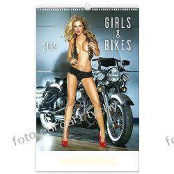 Kalendarz Girls and bikes na 2019 Kalendarze książkowe