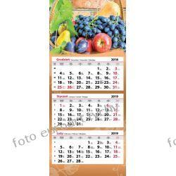 2019 kalendarze trójdzielne popularne
