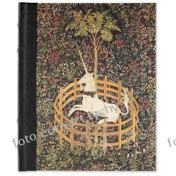 Jednorożec notatnik Pauper Press pamiętnik notes  Kalendarze książkowe