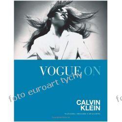 Album Vogue on Calvin Klein Vogue on Designers Kalendarze książkowe