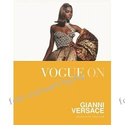 Album Vogue on Gianni Versace Vogue on Designers Adresowniki, pamiętniki