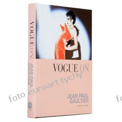 Album Vogue on Jean Paul Gaultier moda kreacje