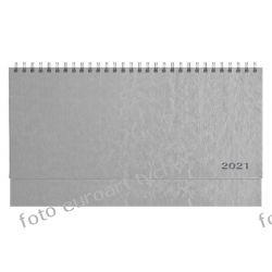 2021 kalendarz biurkowy w ekoskórze terminarz tygodniowy Długopisy