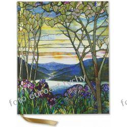 Notatnik Tiffany Window Pauper Press pamiętnik notes  Adresowniki, pamiętniki