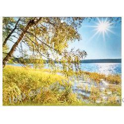 2020 kalendarz trójdzielny Jezioro Kalendarze książkowe