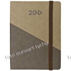 2020 terminarz A5 tygodniowy notatnikowy z gumką Kalendarze książkowe