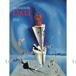 2021 Salvator Dali kalendarz ścienny 13 plansz Kalendarze ścienne
