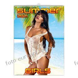 2021 Kalendarz Summer z dziewczynami