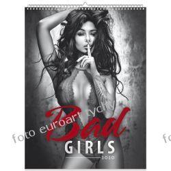 2020 kalendarz BAD GIRLS kalendarz z dziewczynami Kalendarze książkowe
