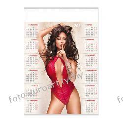 2021 kalendarz Ewa sexy ścienny B1 metr długi Kalendarze książkowe