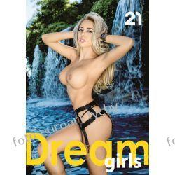 2021 Dream Girls dziewczyny sexy w kalendarzu Erotyka