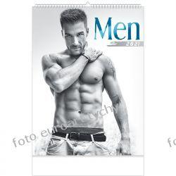 2021 kalendarz MEN kalendarz z chłopakami