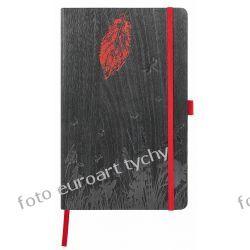 Notes A5 Castelli z ekoskóry notatnik zamykany gumką Adresowniki, pamiętniki