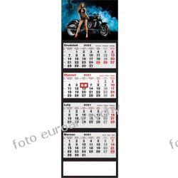 2021 kalendarz 4-dzielny GIRLS & BIKES Kalendarze książkowe