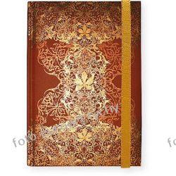 Notes Liście notatnik B6 z gumką pamiętnik Kalendarze ścienne