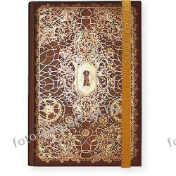 Notes Kluczyk notatnik B6 z gumką pamiętnik Adresowniki, pamiętniki