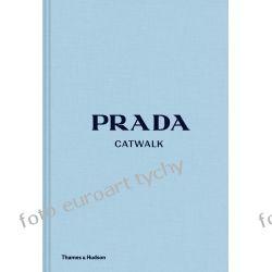 Prada Catwalk album modowy Moss Campbell Gisele Adresowniki, pamiętniki