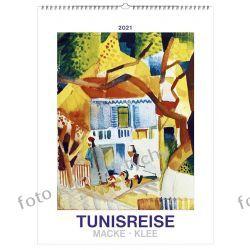 2021 Tunisreise kalendarz ścienny 13 plansz