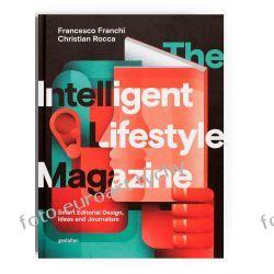 Album projektowania graficznego Intelligent Lifestyle Magazine Kalendarze książkowe