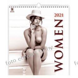2021 Kalendarz Women kalendarz z dziewczynami Kalendarze książkowe