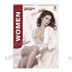 2021 Kalendarz Women Ex kalendarz z dziewczynami Kalendarze książkowe