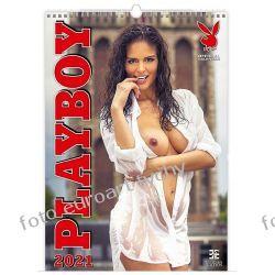 2021 Playboy OFFICIAL KALENDARZ exclusive edition Książki i Komiksy