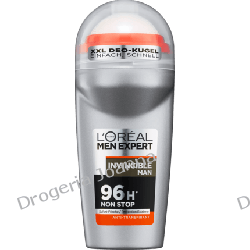 L'ORAL Men Expert Invincible Men 96H deo w kulce Perfumy i wody