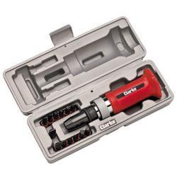 """CHT498 – Zestaw z śrubokrętem udarowym 1/2"""" – 15 części"""