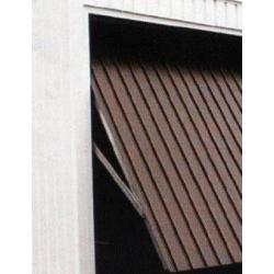 Brama garażowa uchylna na wymiar