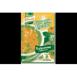 Gorący Kubek, Gulaszowa z makaronem, Knorr, 17 g