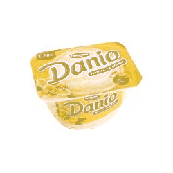 Serek homogenizowany DANIO o smaku waniliowym, 150 g
