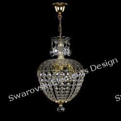 LAMPA KRYSZTAŁOWA VIVIEN II SWAROVSKI